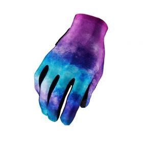 Supacaz SupaG Limited Long Finger Gloves, northern lights